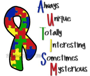 Autism I am what I am so get over it