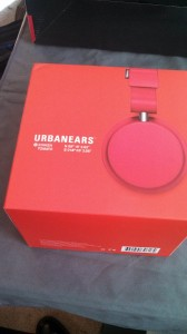 Zinken by Urban Ears Box